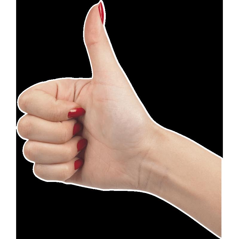 Что форма рук расскажет о характере человека