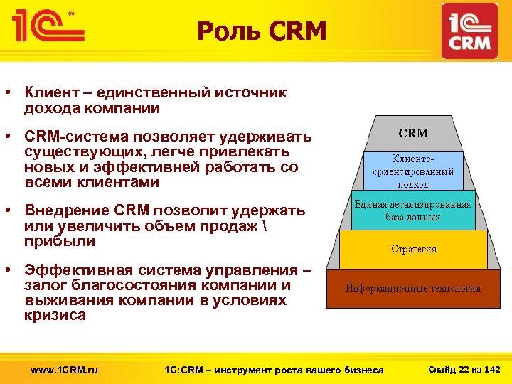 Работа в crm-системе: что это, как и для чего