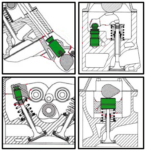Гидрокомпенсаторы в двигателе: что это такое, почему стучат и что делать?