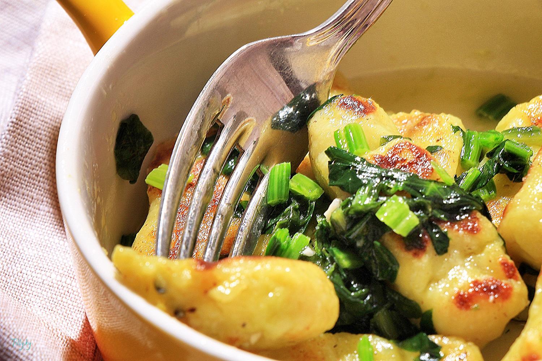 Картофельные ньокки – кулинарный рецепт