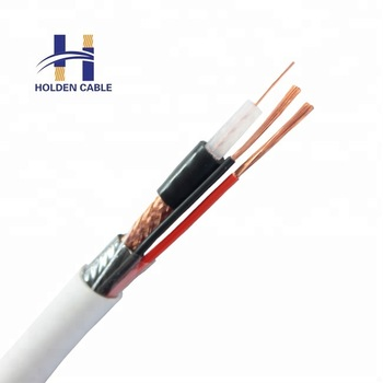 Многожильный коаксиальный кабель - технические характеристики