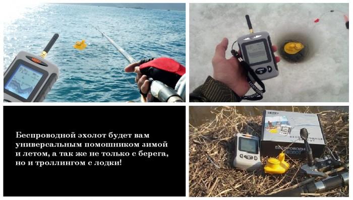 Как пользоваться эхолотом для рыбалки, принцип работы устройства