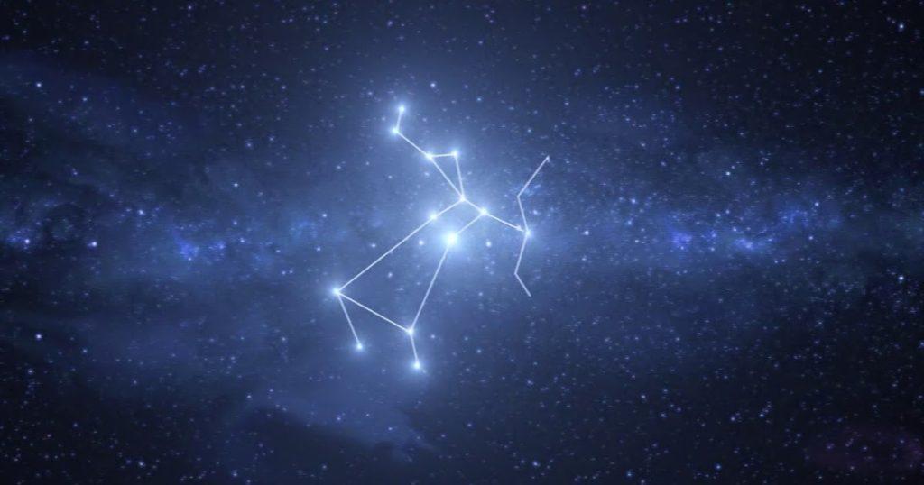 Созвездие козерог, в древности называемое по-разному