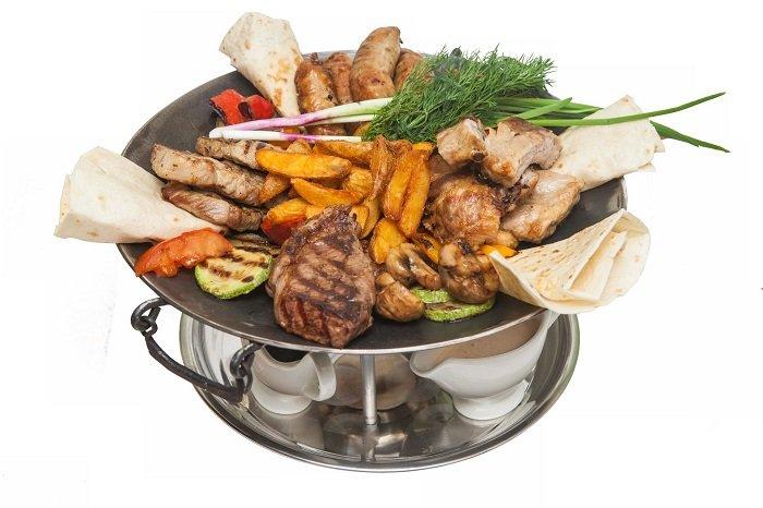 Садж – кулинарный рецепт