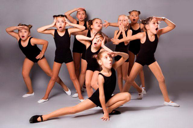 Позиции ног и рук в танцах