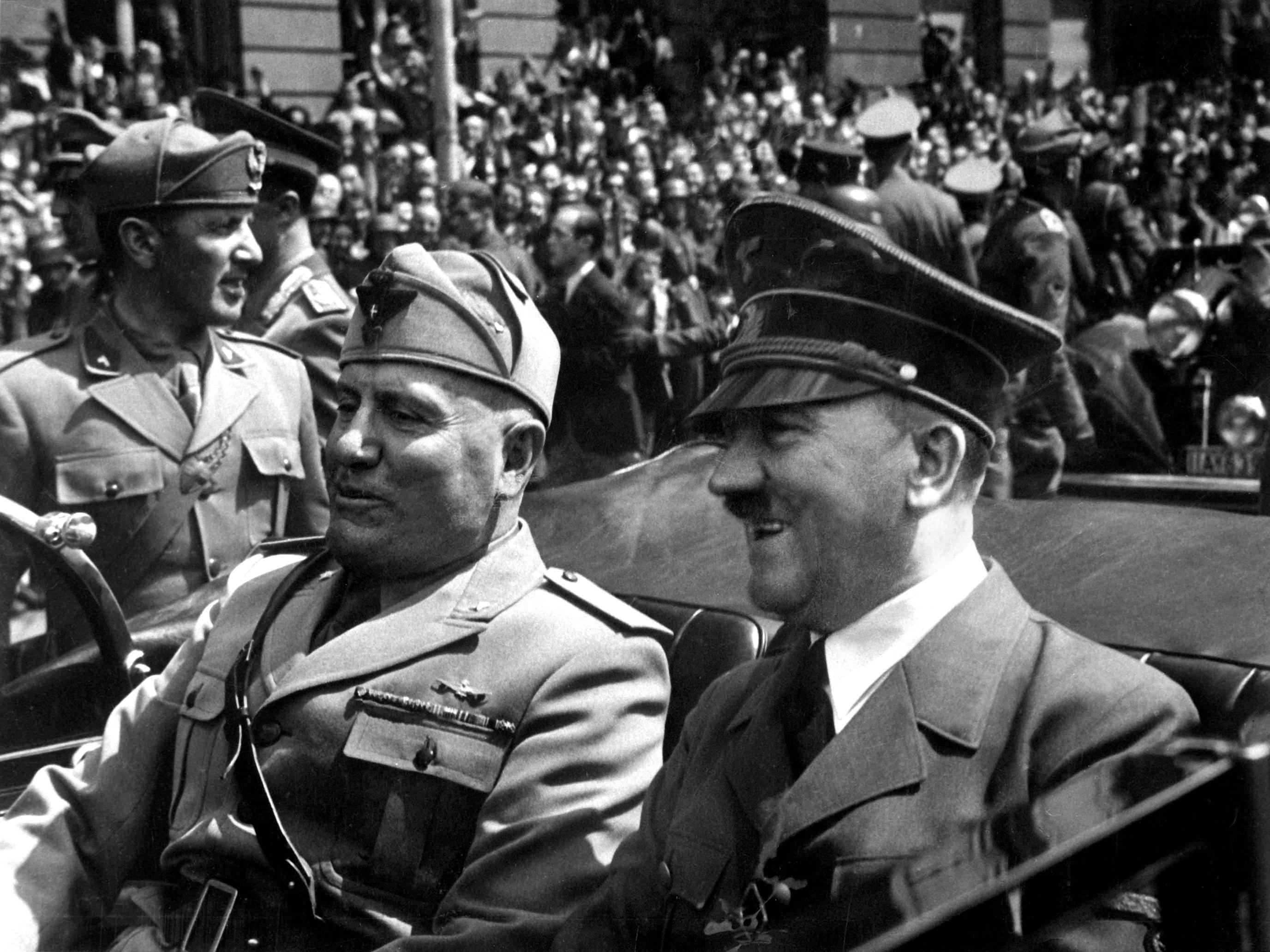 Что такое фашизм - узнай что такое