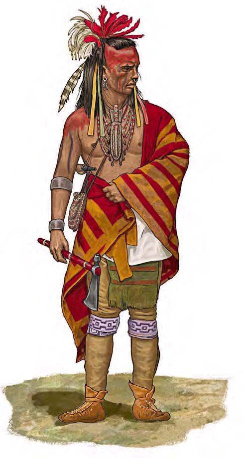 Mohawk (ирокез)