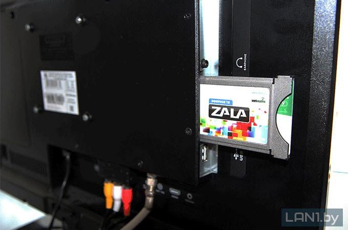 Подключение, настройка cam модуля триколор, нтв, радуга, телекарта видео
