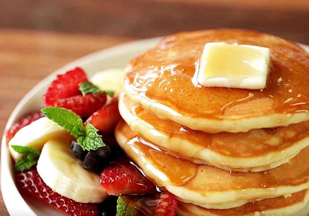 Панкейки – кулинарный рецепт