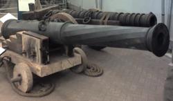 Корабельная пушка: бомбарда, кулеврина, коронада