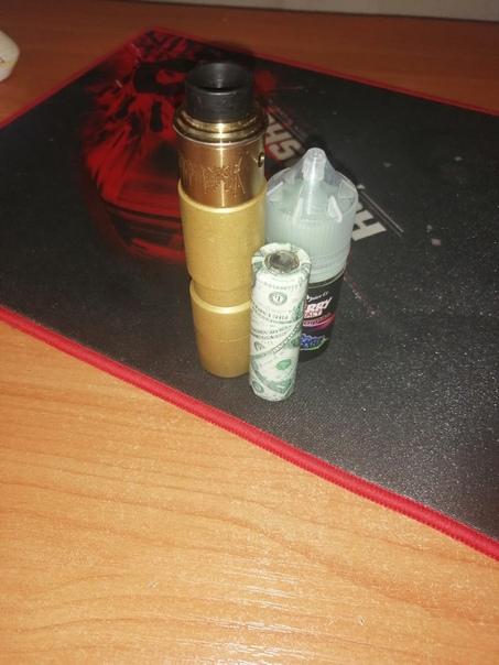 Что такое дрипка в электронной сигарете?