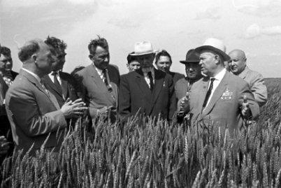 Поднятая и оставленная: 2 марта 1954года началось освоение целины