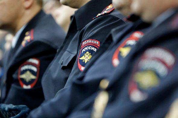 Правоохранительные органы википедия