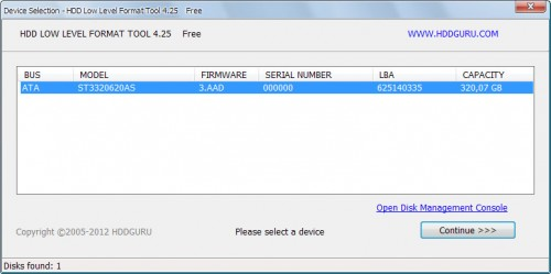 Форматируем жесткий диск полностью. программы для форматирования hdd
