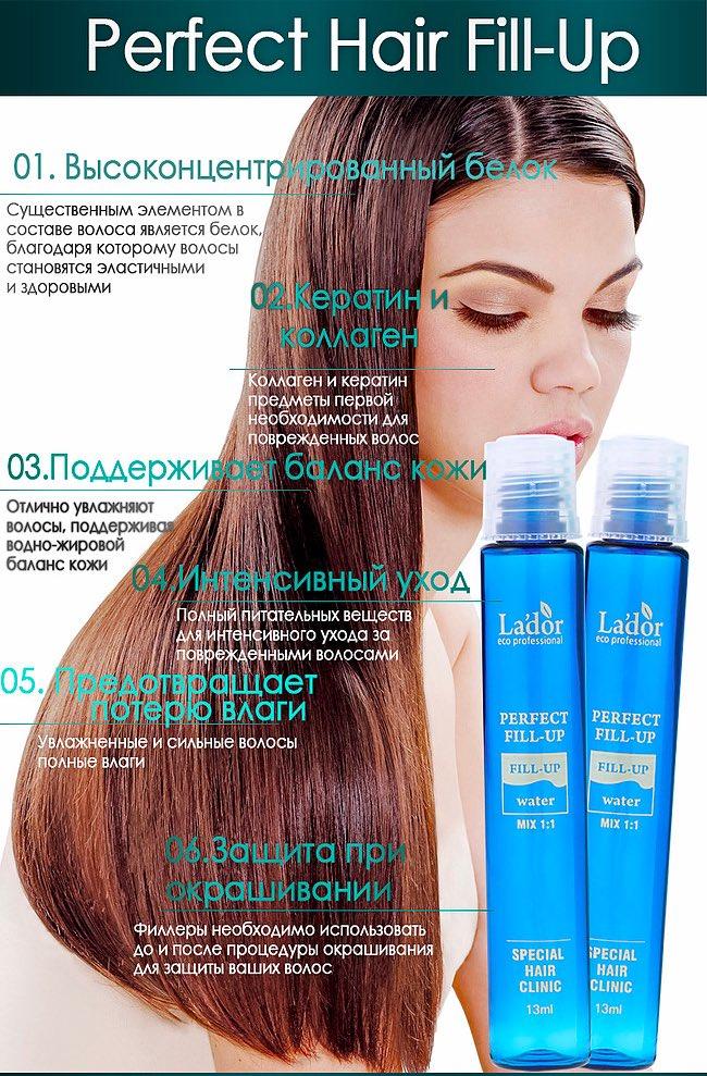 Филлер для волос — что это такое, обзор лучших по составу, способу применения, производителю и цене