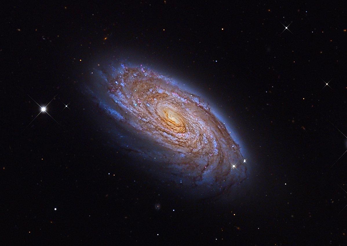 Различные типы галактик во вселенной   new-science.ru