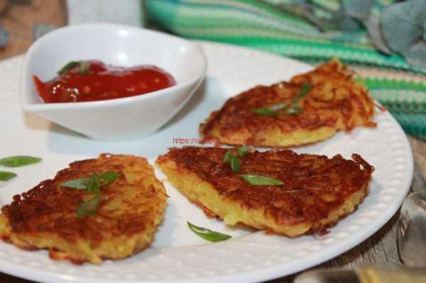 Хашбраун – как готовить, в чем отличие от драников