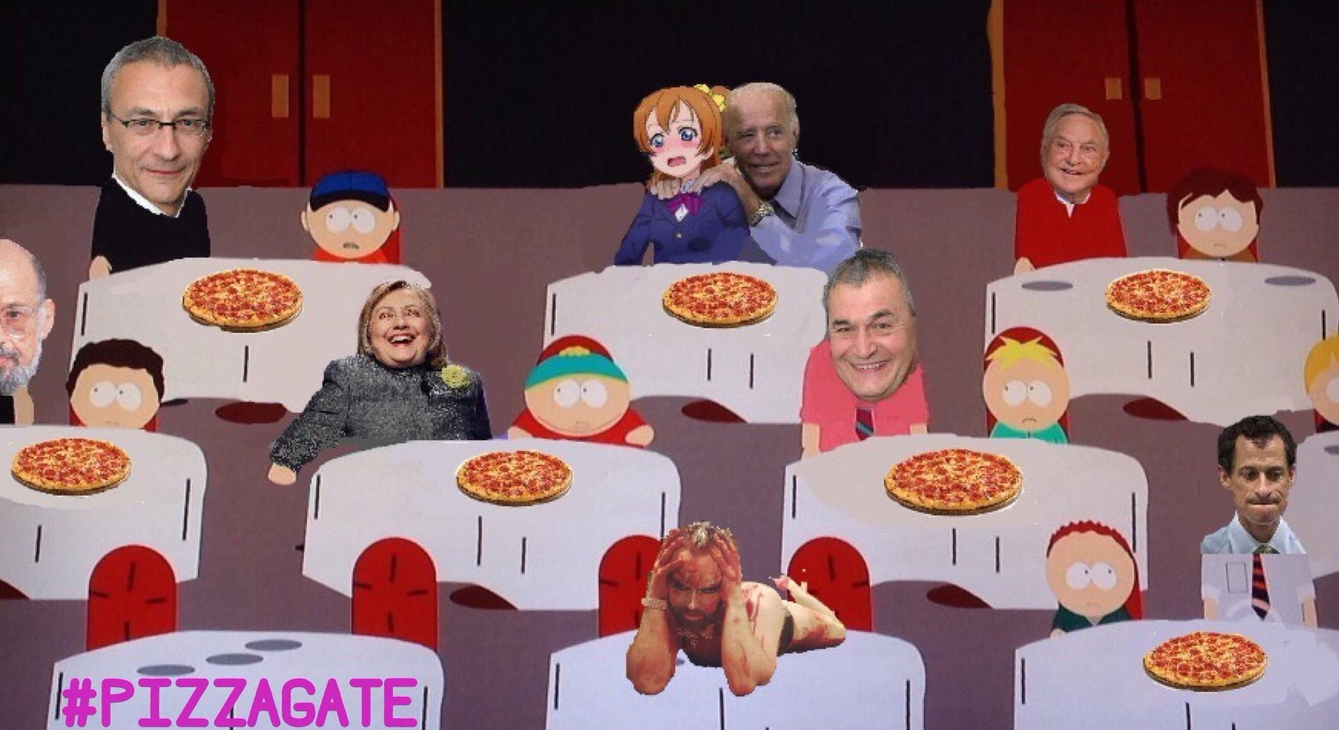 Клинтоны замешаны в скандале с педофилией – пиццагейт – новости руан