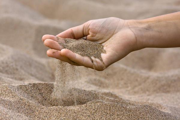 Виды песка: фото, видео, квалификация, применение, способы добычи