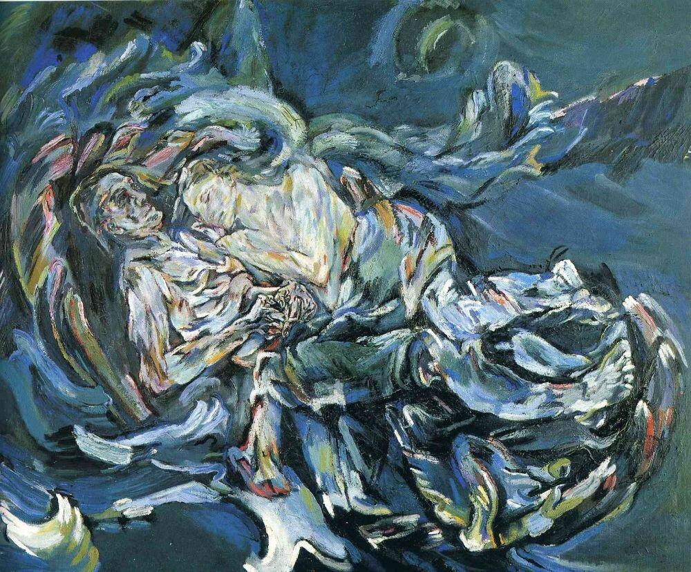 Экспрессионизм в живописи: историяхудожники картины