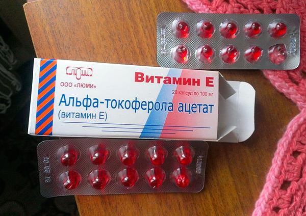 Токоферол (витамин е): инструкция по применению, показания и противопоказания, использование в косметологии