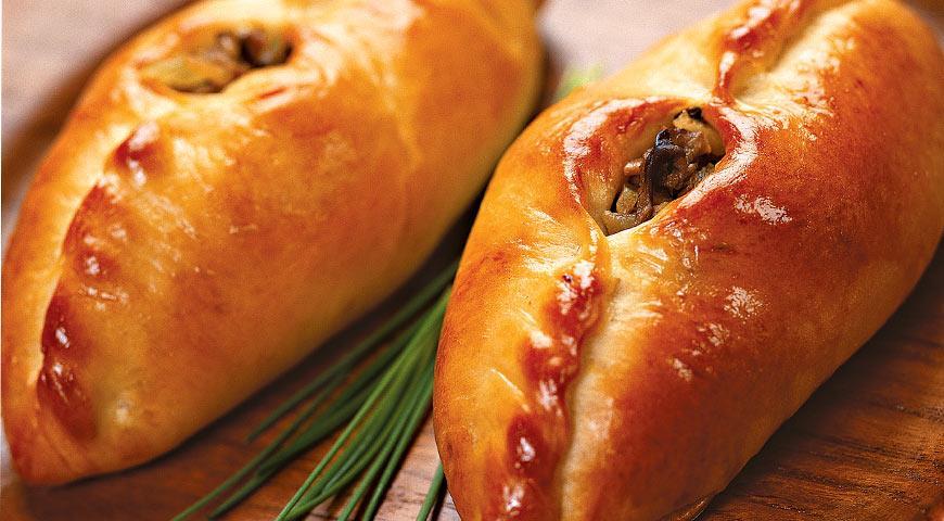 Расстегаи по-московски – кулинарный рецепт