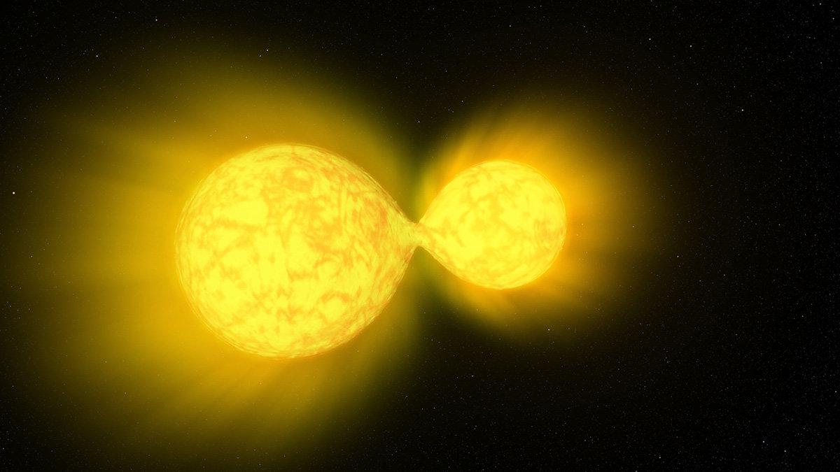 Что такое двойные звёзды