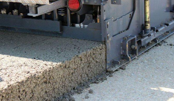 Что такое тощий бетон и области его применения, преимущества и недостатки данного раствора