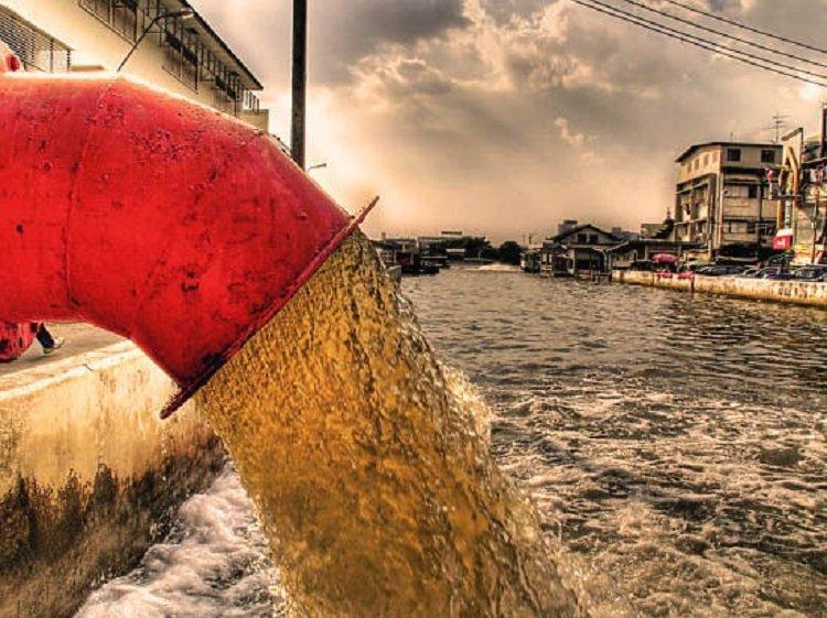 Канализация это сточные воды: виды очистки и загрязнения- обзор +видео