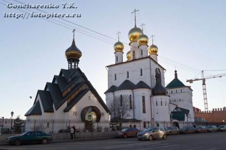 Русская православная церковь - древо