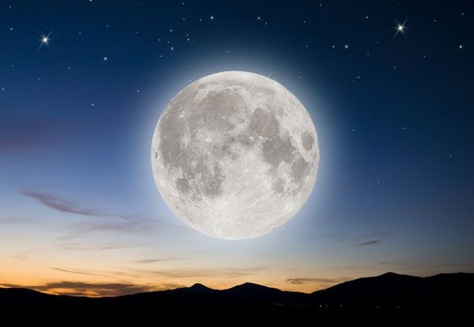 Секреты лунного календаря: все о фазах луны для планирования дел :: инфониак