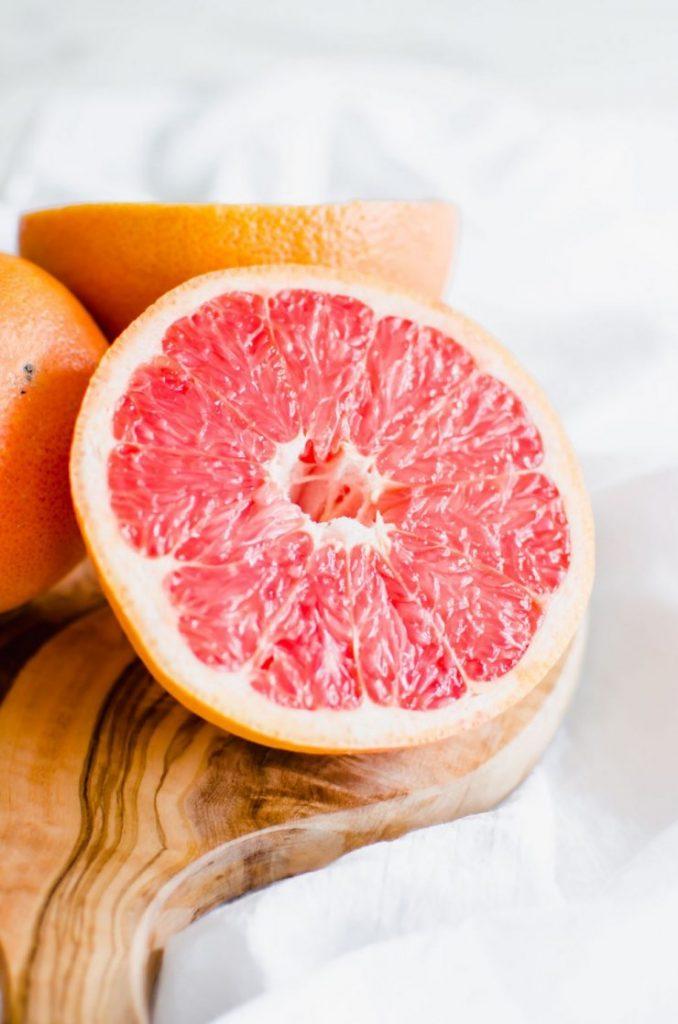 Грейпфрут. полезные свойства. калорийность