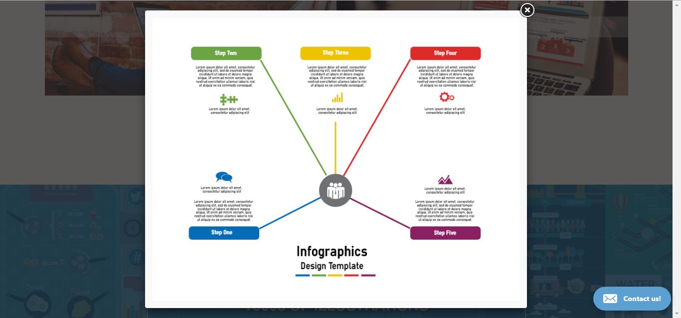 Как создать инфографику: 5 этапов [пошаговое руководство] - venngage blog