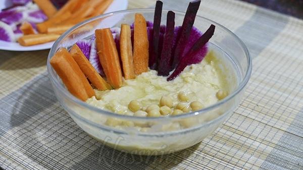 Что такое хумус и с чем его едят: состав, польза, рецепты