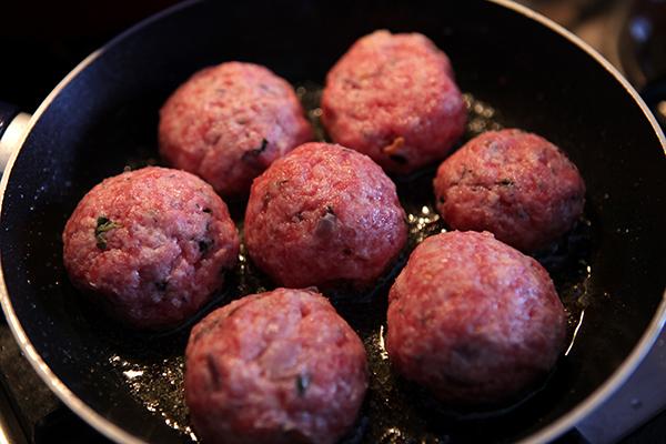 Куриный митбол рецепт с фото пошагово - 1000.menu