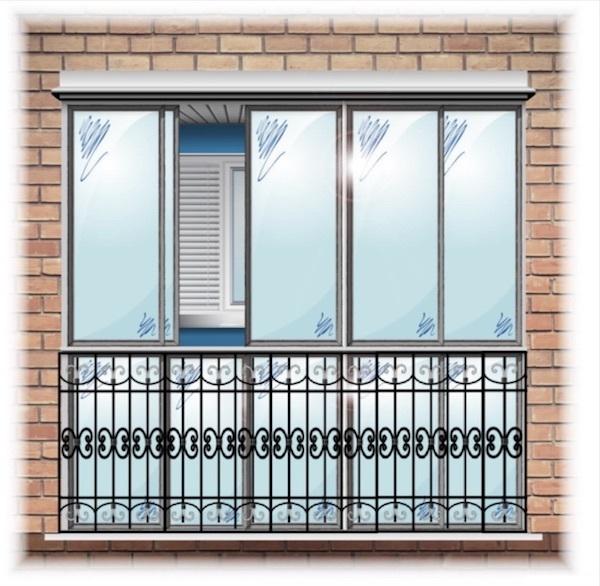 Французский балкон (84 фото): кованый балкончик в хрущевке с дверями, что это такое, виды, жалюзи и декор