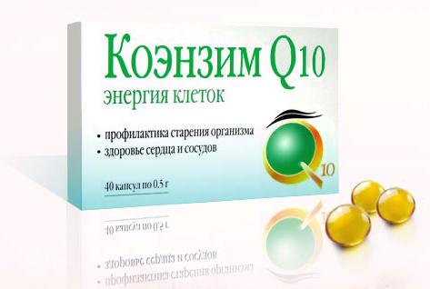 Польза и вред коэнзима q10 для здоровья