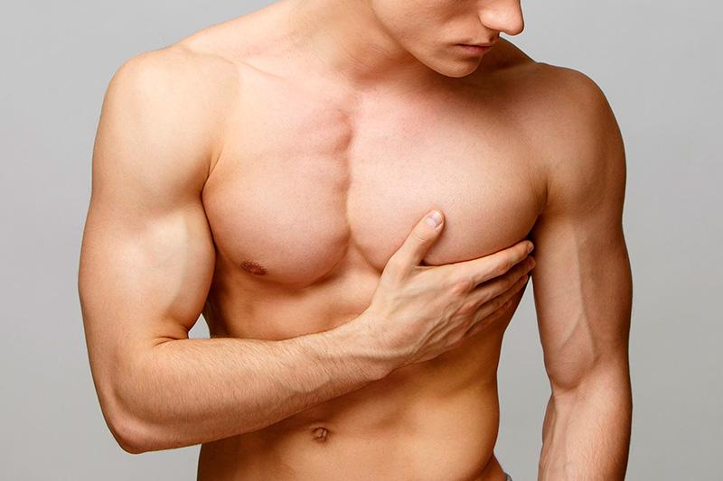 Как проявляется и лечится гинекомастия у мужчин