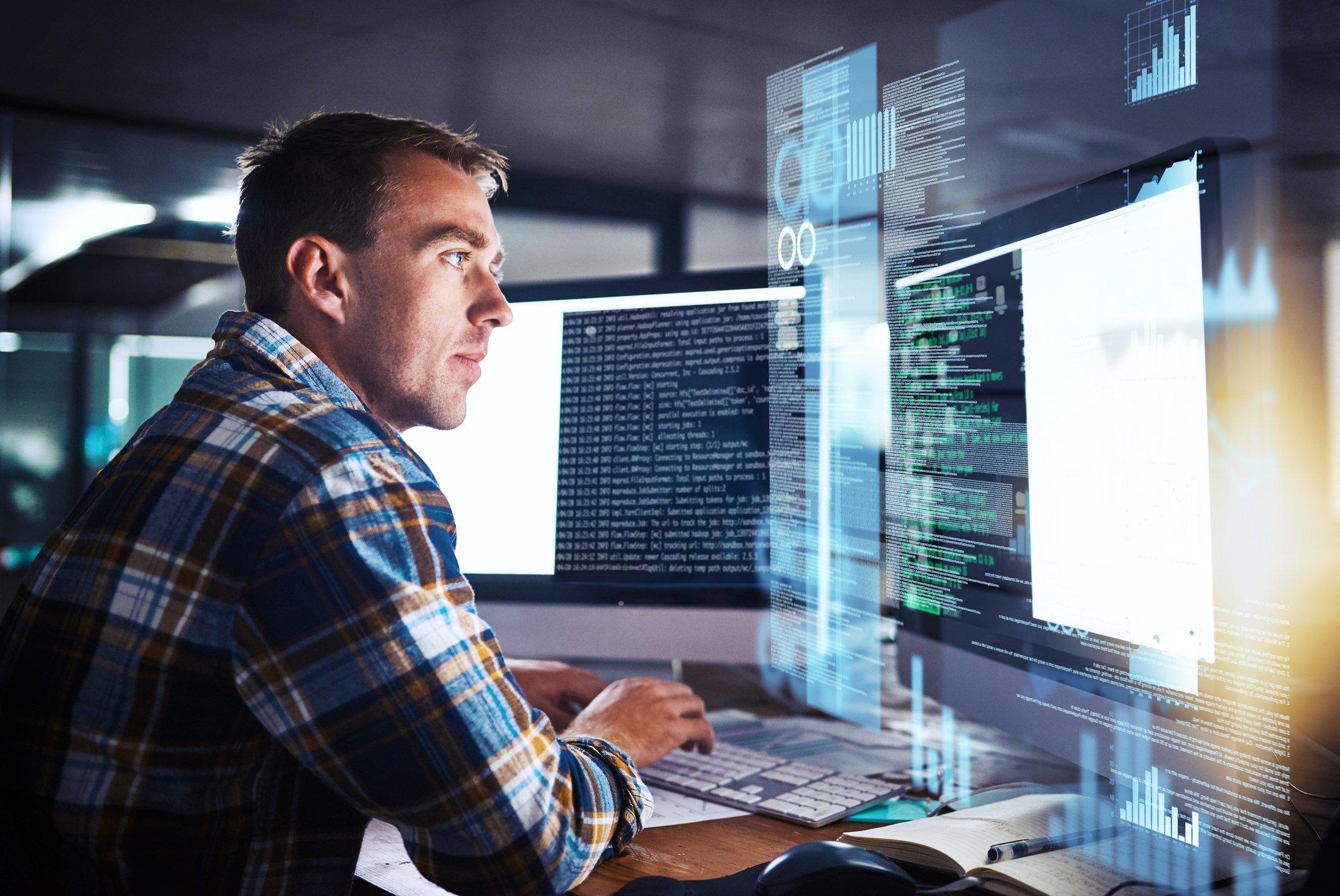 It технологии: профессии, связанные с информатикой
