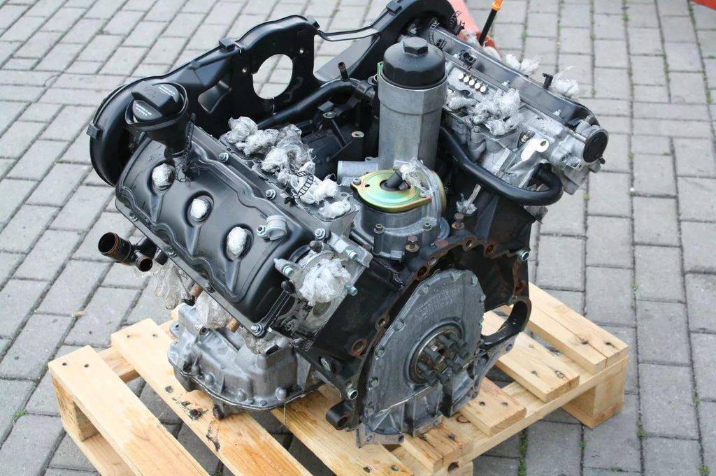 Контрактный двигатель – плюсы, минусы, фото и видео