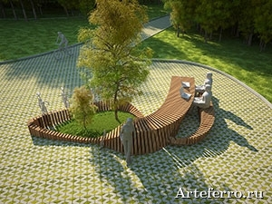 Малые архитектурные формы | статьи