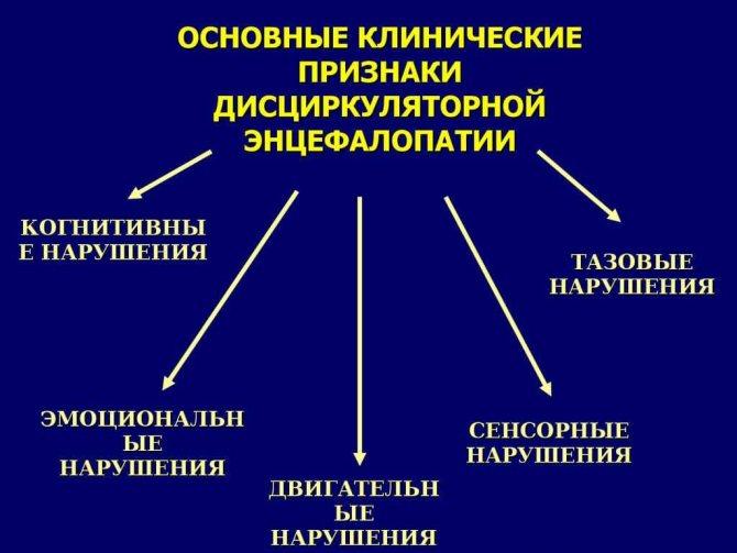 Дисциркуляторная энцефалопатия. степени энцефалопатии, признаки, диагностика и лечение.
