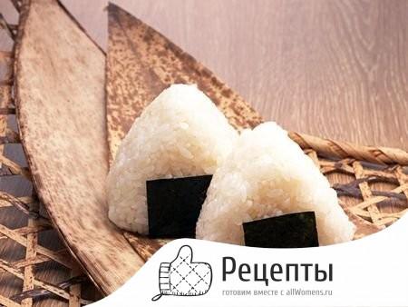 Как приготовить онигири в домашних условиях- пошаговый процесс готовки