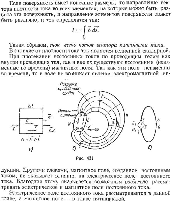 Плотность тока - current density