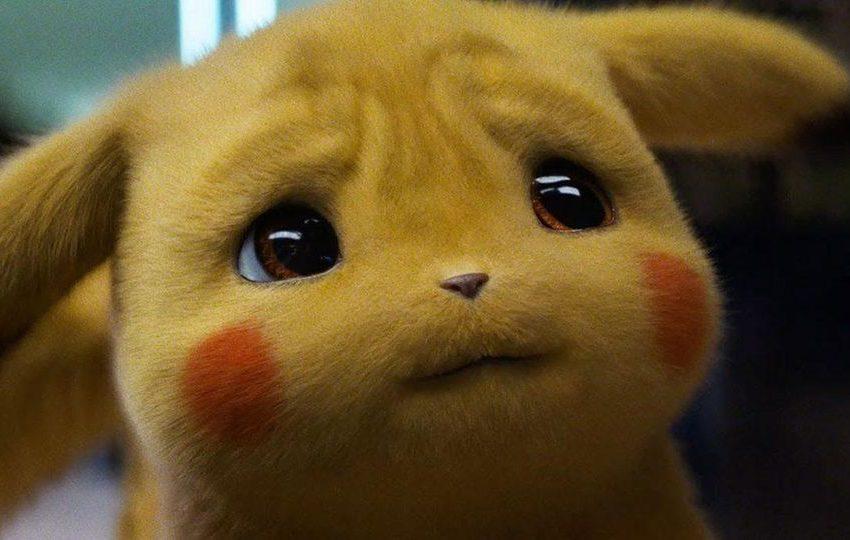Пикачу - pikachu - qwe.wiki