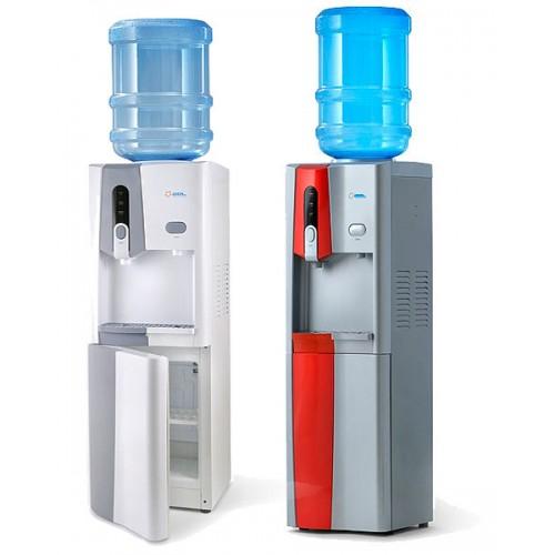 Как выбрать лучший кулер для воды домой или в офис: классификация, схемы охлаждения, обзор популярных моделей с верхней и нижней загрузкой, их плюсы и минусы
