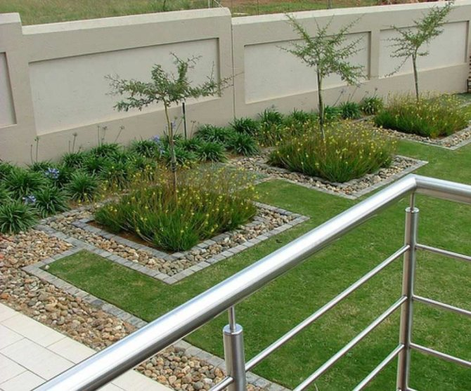 Ландшафтная архитектура - landscape architecture