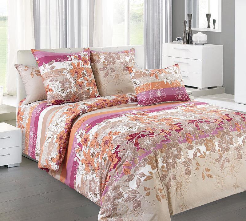 Ранфорса как ткань для постельного комплекта: сравнение с сатином, бязью и поплином