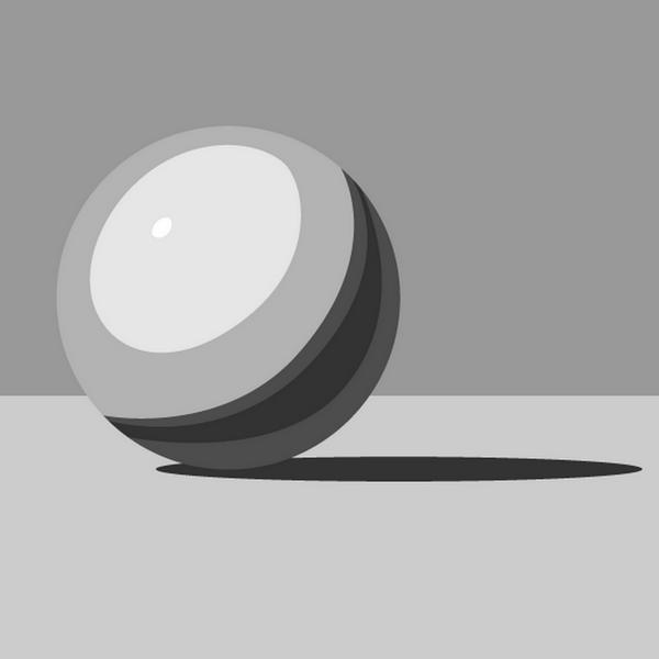 Что такое светотень на примере шара, цилиндра и куба, и зачем вообще это знать, чтобы убедительно рисовать?