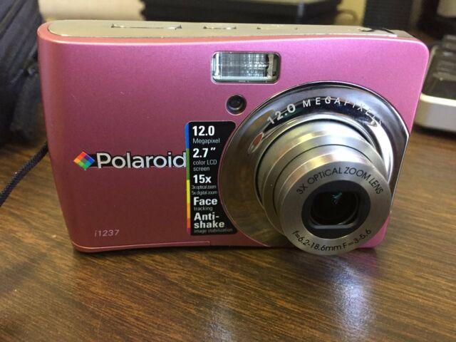 Как выбрать фотоаппарат polaroid: советы, лучшие модели